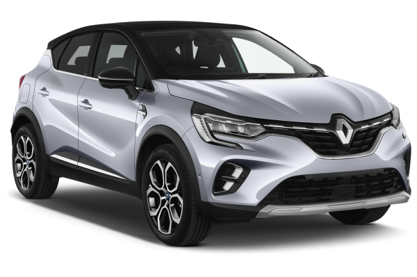 Renault Captur véhicule de location
