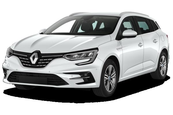Renault Megane véhicule de location